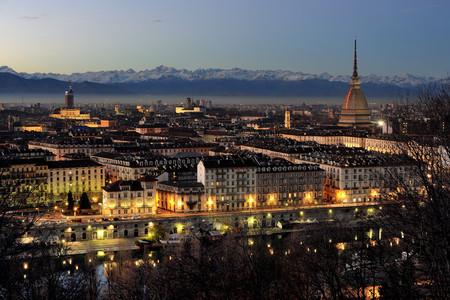 Torino veduta dal Monte Cappuccini