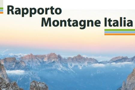 Rapporto Montagne Italia 2015