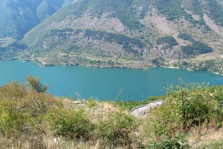 Lago di Scanno, Parco Nazionale d'Abruzzo, Lazio e Molise