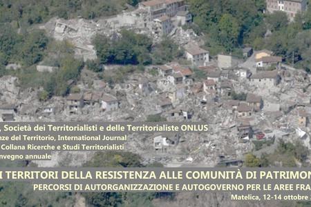 Dai territori della resistenza alle comunità di Patrimonio