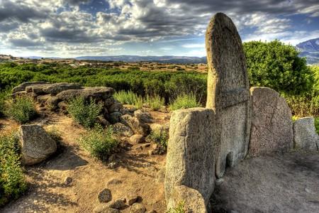 Tomba dei Giganti, sito archeologico di Dorgali, Nuoro