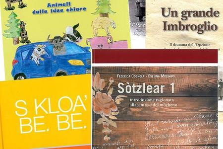 Alcune pubblicazioni edite dall'istituto
