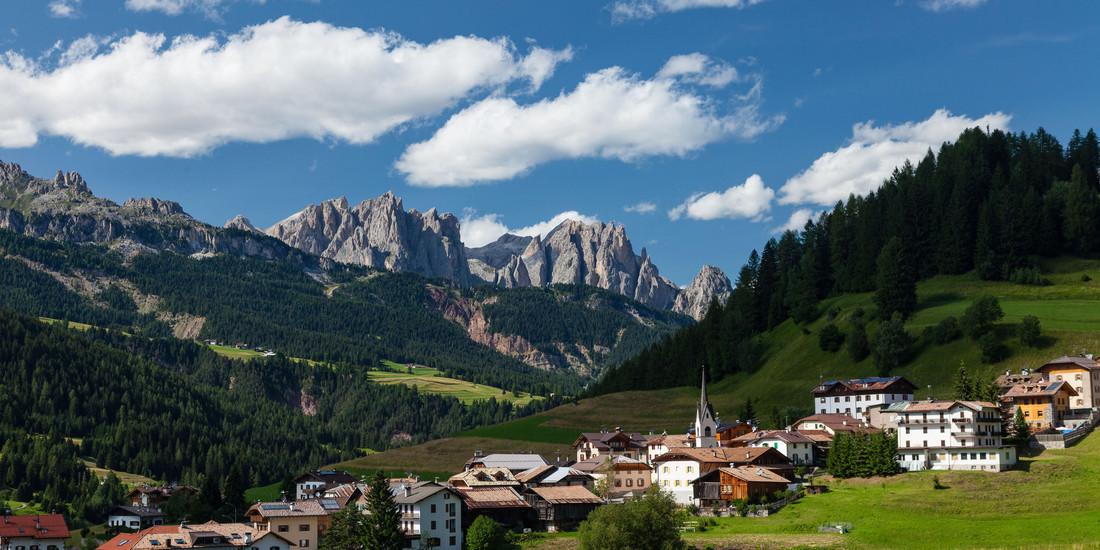 Fototeca Trentino Sviluppo S.p.A. FOTO DI Marco Simonini (Val di Fassa, Moena)