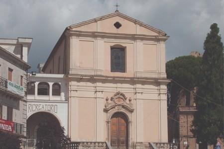 Montalto Uffugo, provincia di Cosenza: il luogo dell'esecuzione, davanti alla chiesa di San Francesco di Paola