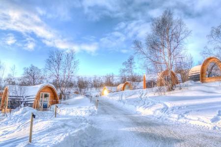 Kirkenes, Norvegia, Architettura