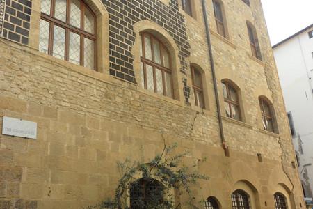 La sede dell'Accademia dei Georgofili, Firenze