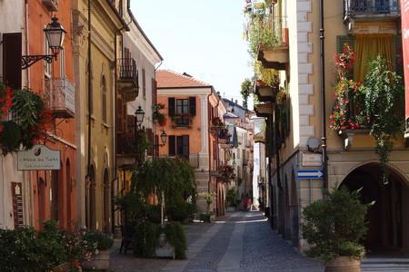 Cuneo, contrada Mondovì
