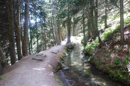 Rû Courtaud, Ayas, Valle d'Aosta