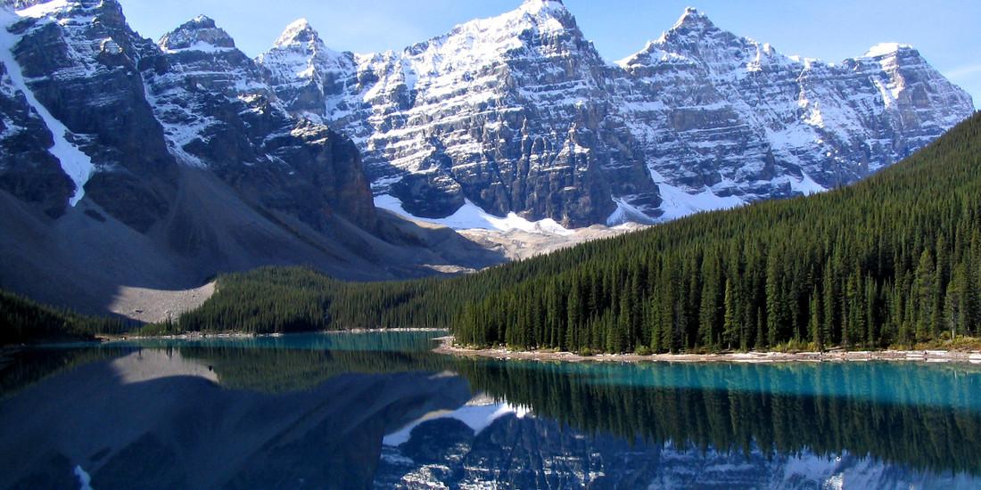Morain Lake, Canada