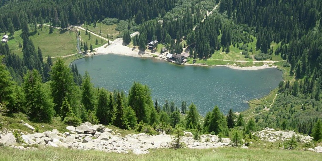 Lago Nambino - Foto di Michele Zeni