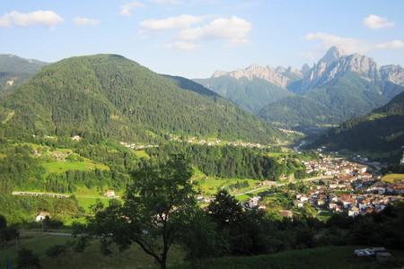 Valle d'Incarojo, Dolomiti Friuli Venezia Giulia