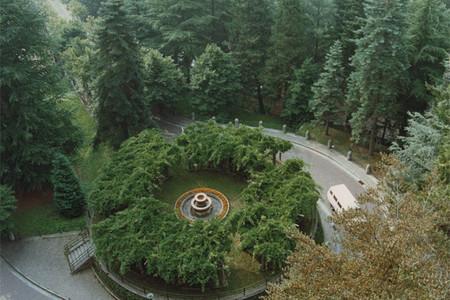 Parco Morelli, Museo dei sanatori di Sondalo