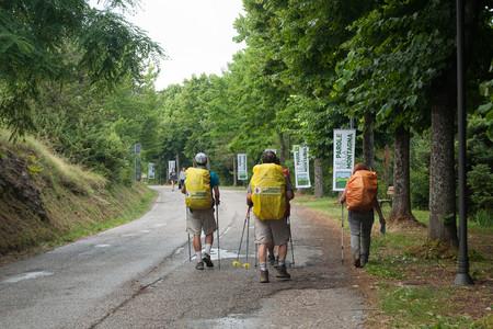 In cammino verso il Festival, attraversando i Monti Sibillini fino a Smerillo
