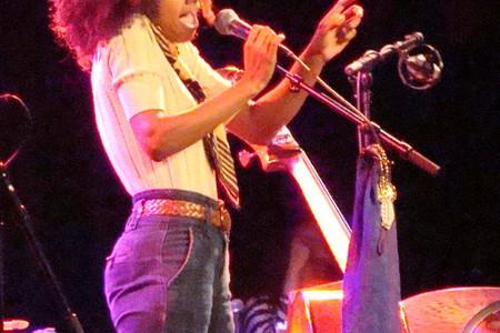 Esperanze Spalding at North Sea Jazz 2009