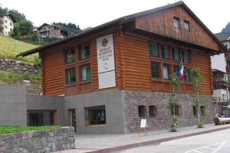 La sede dell'Istituto a Palù/Palai