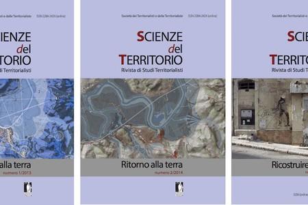 Rivista Internazionale Scienze del territorio