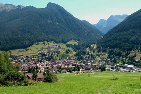 Panorama di Moena