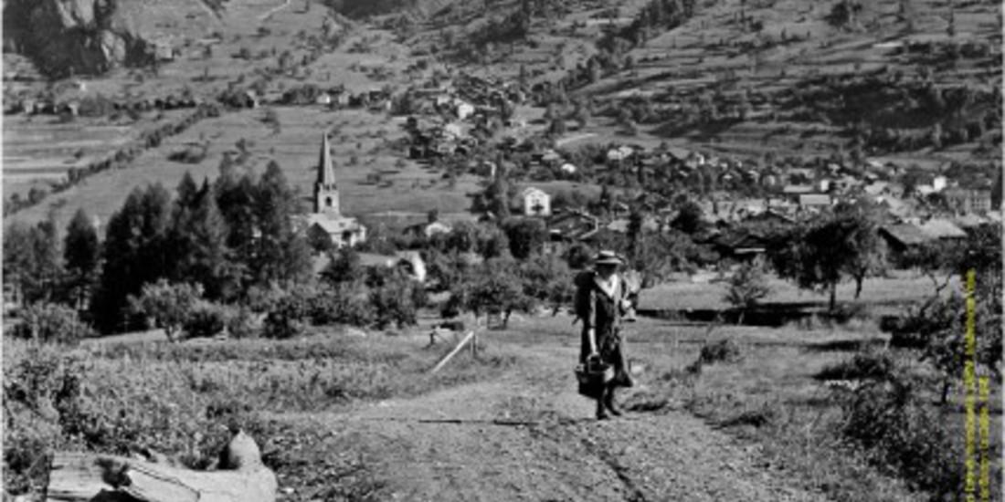 Locandina Les usages de la terre dans le monde rural