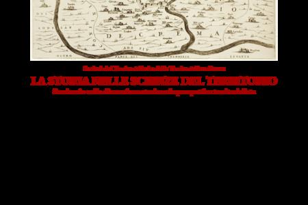 La storia nelle scienze del territorio