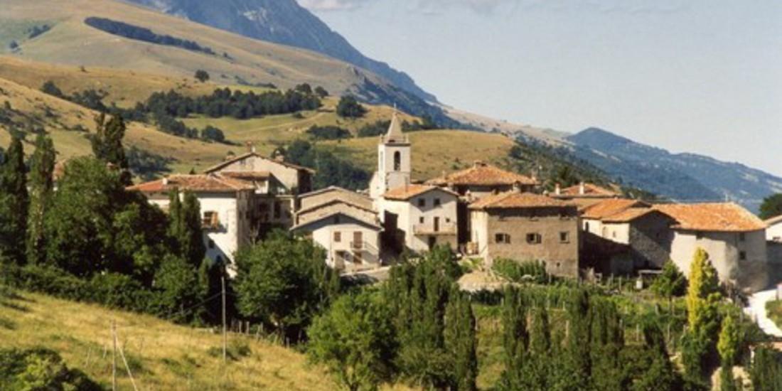 Accumoli, frazione di Terracino