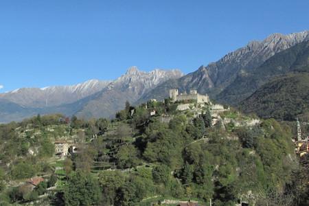 Castello di Breno, Parco dell'Adamello