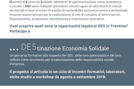 DEStinazione Economia Solidale