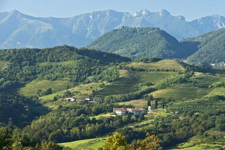 Lombardia, provincia di Lecco, comune Rovagnate Galbusera Bianca Oasi del WWF