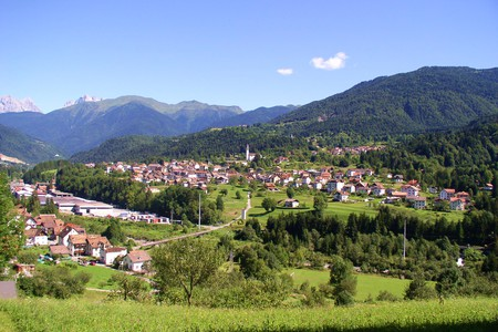 Ovaro, Udine, Friuli Venezia Giulia