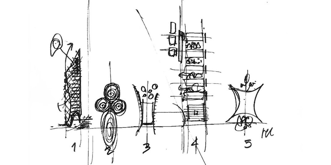 Bozzetto, MCA Mario Cucinella Architechts, mostra Empatia Creativa, Triennale di Milano