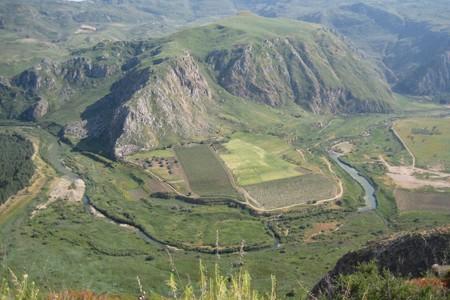 Monti Sicani e Valle del Platani, Sicilia