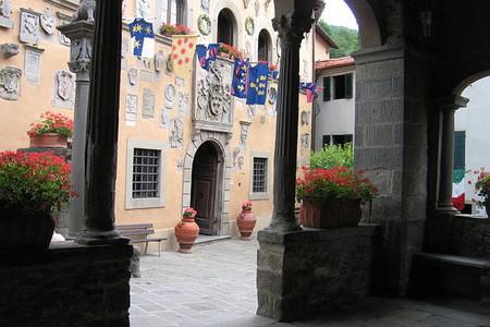 Cutigliano, Palazzo Pretorio, Toscana