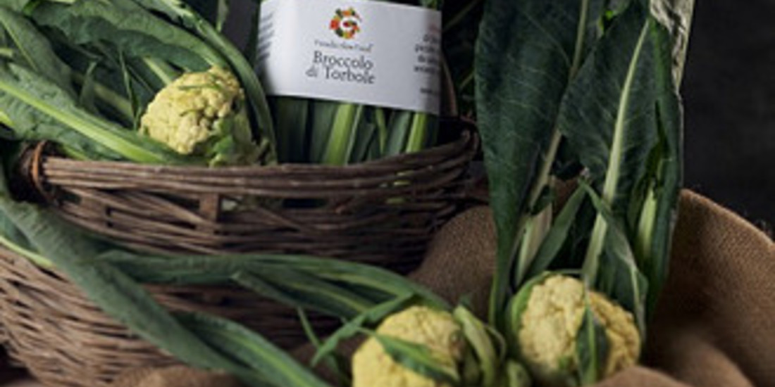 Broccolo di Torbole, Lago di Garda, presìdio Slow Food